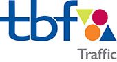 tbf Traffic logo