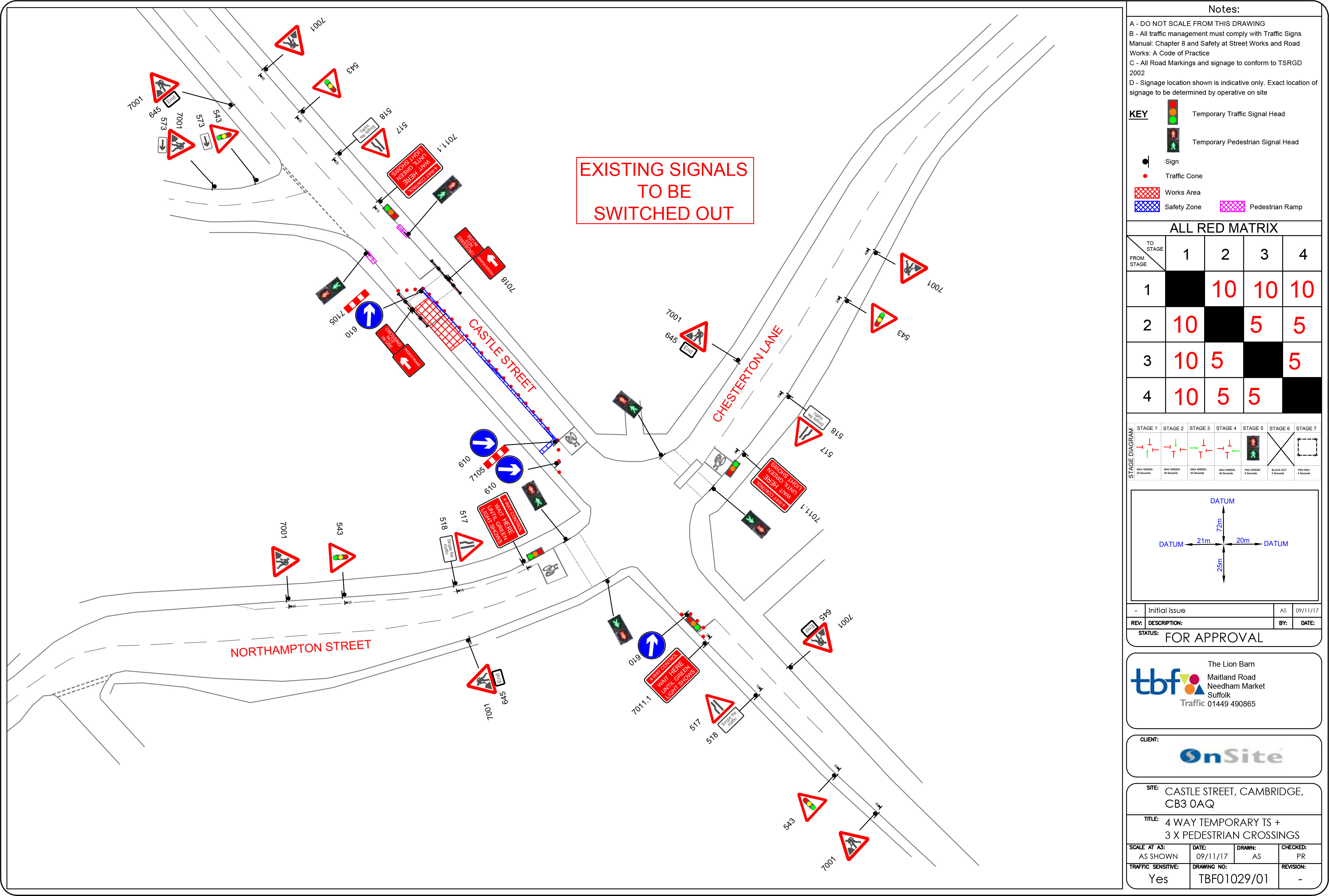 Traffic Management Planning - tbf Traffic