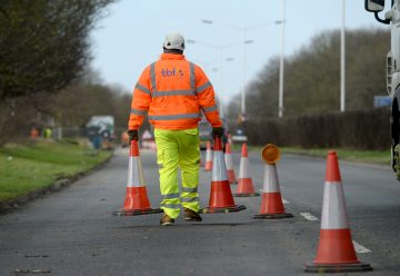 traffic management services Peterborough. Skanska