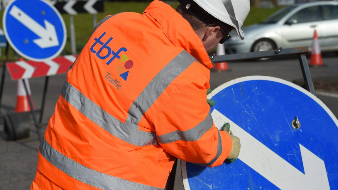 traffic management services for Peterborough