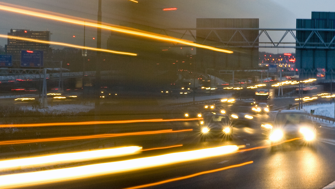 high speed traffic management