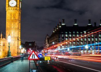 traffic management in london