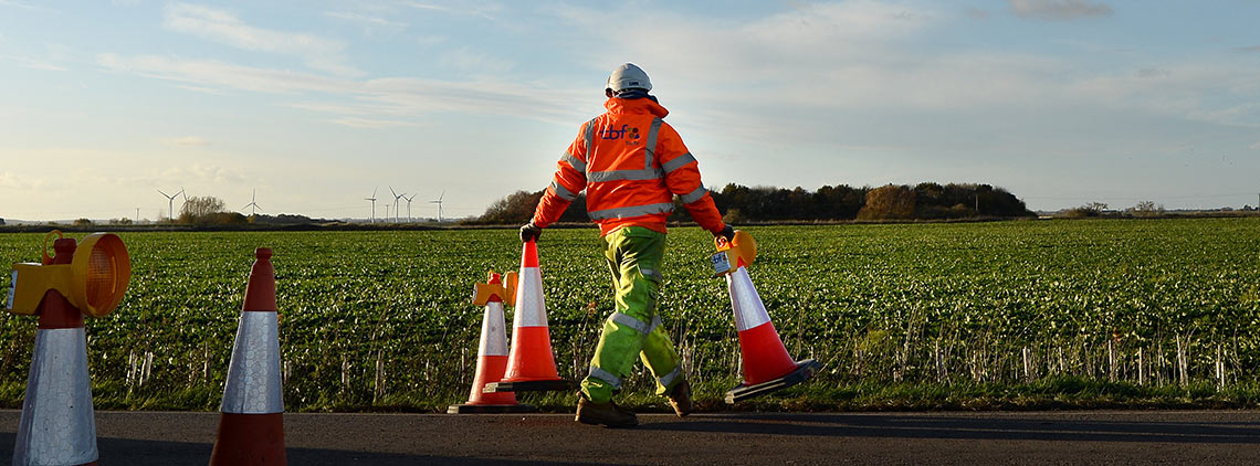 Traffic Management Company in Essex