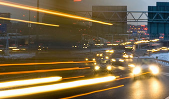 high speed traffic management services