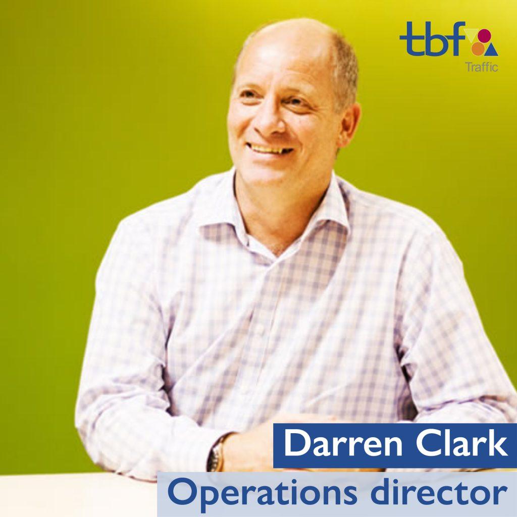 Darren Clark - Operations Director