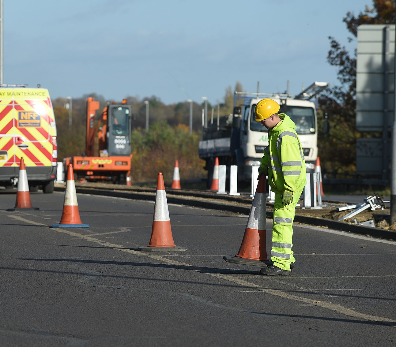 Hertfordshire Traffic Management BG