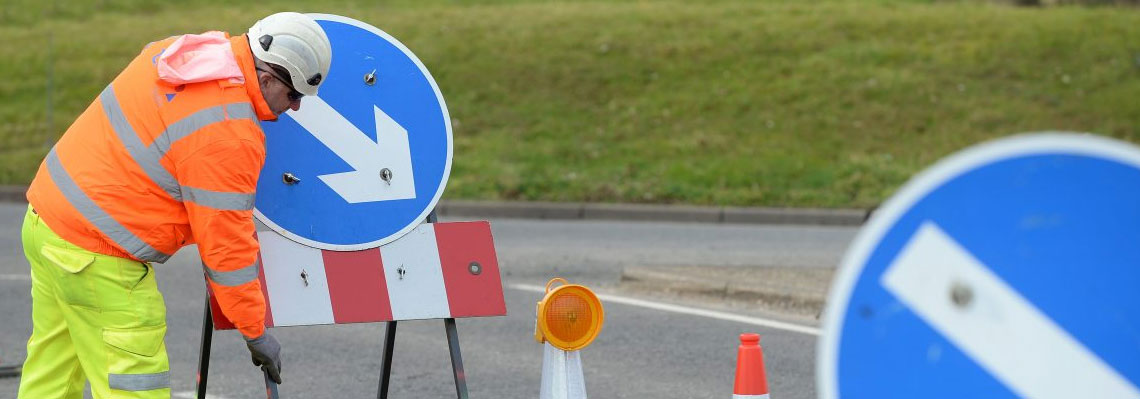 Traffic Management Hertfordshire