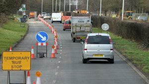 Traffic Management in Hertfordshire