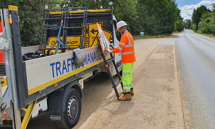 Traffic Management Bedfordshire
