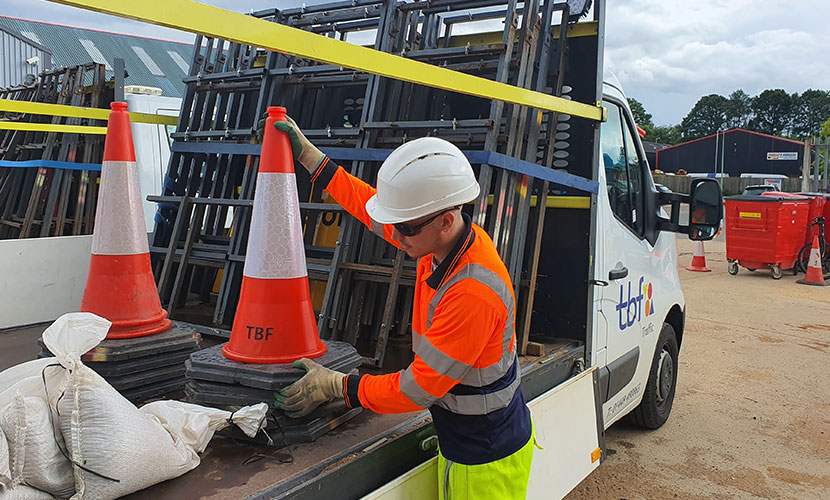 Traffic Management Company Bedfordshire