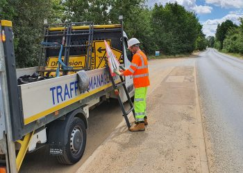 Traffic Management Cambridgeshire