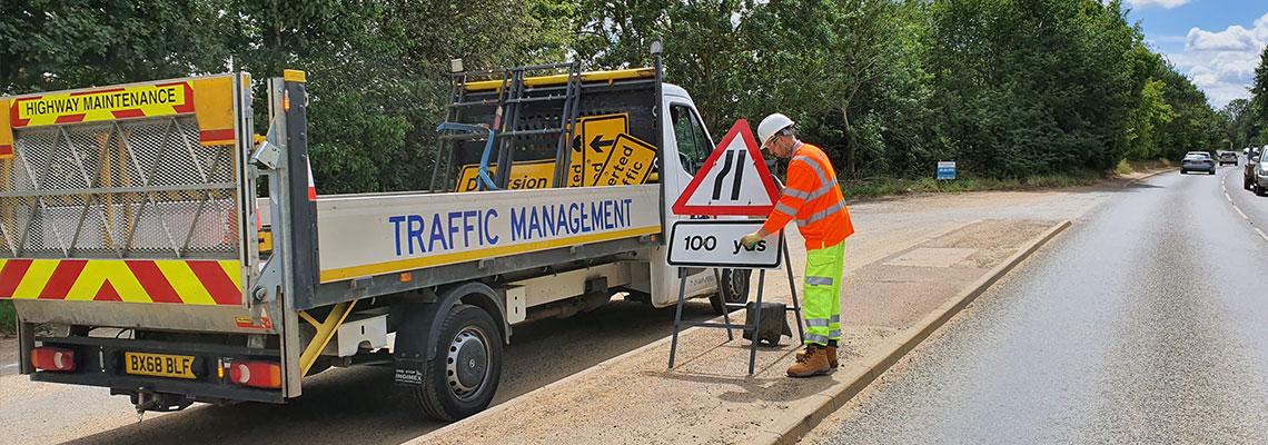 Traffic Management in Cambridgeshire