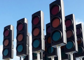 Traffic Management Lights