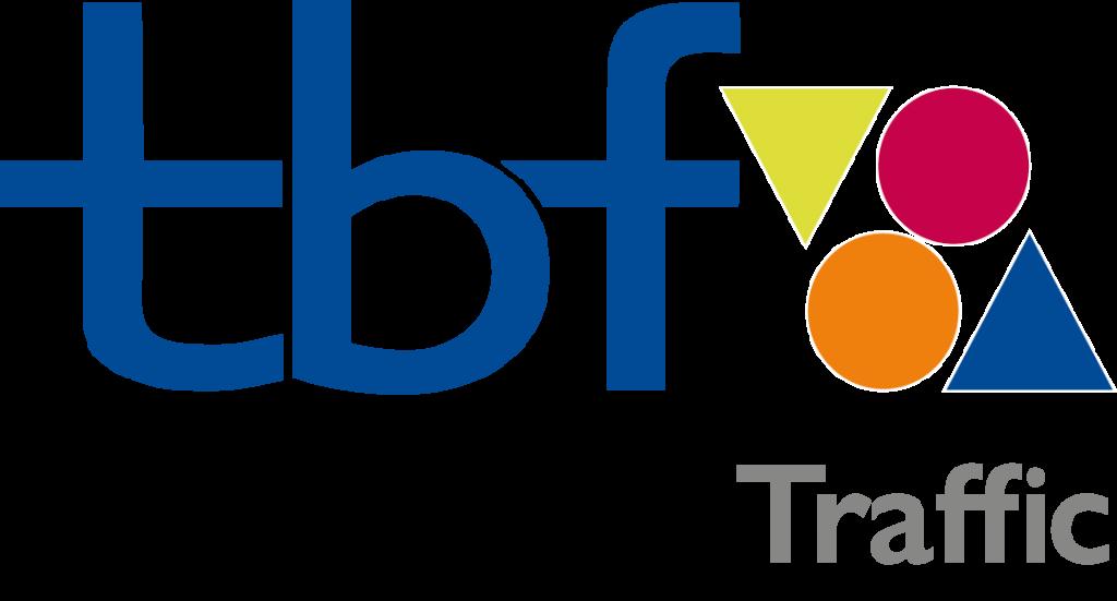 tbf traffic logo